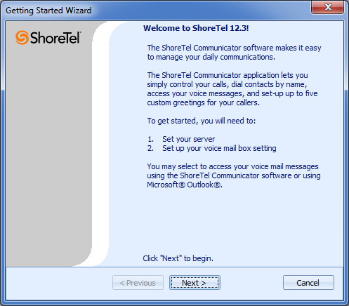 Shoretel Communicator 13